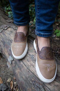 Durango Music City slip-on shoes