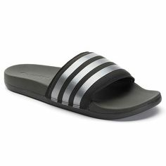 official photos c778b 61e15 Stay comfortable in these womens adidas Adilette Supercloud Plus slide  sandals.