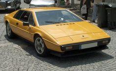 Lotus Esprit - ロータス・エスプリ - Wikipedia