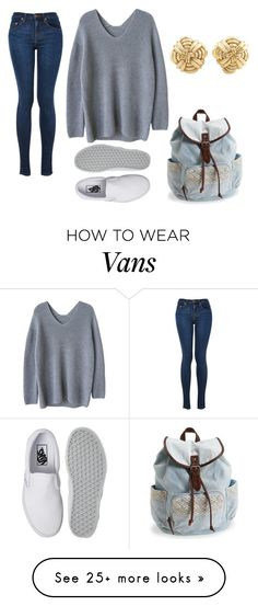 """""""Untitled #357"""" by zeniboo on Polyvore featuring мода, Vans, Aéropostale, Tiffany & Co., women's clothing, women's fashion, women, female, woman и misses"""