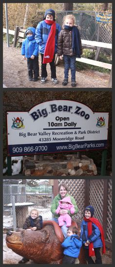 Big Bear, CA- Family Friendly Destinations- Moonridge Animal Park - A Sparkle of Genius