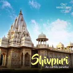 Witness an exceptional fusion of nature and manmade marvel at Shivpuri, 2 hours from Jhansi. Discover more: Leading Hotels, Barcelona Cathedral, Taj Mahal, Pride, Marvel, Explore, Architecture, City, Building