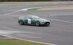 Aston Martin GT4 Challenge  Donington Park  25 / 26th June 2011