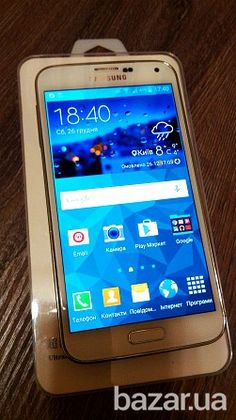 """Продам телефон Samsung Galaxy S5 SM-G900H White 16GB ОРИГИНАЛ (сертифицирован в Украине, а не """"привезен из Америк, Корей и т.д"""") Состояние: НОВЫЙ..."""