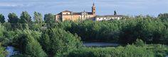 Castilla y León (Palencia): Carrión de los Condes. --- Village de Carrión de los Condes. http://es.wikipedia.org/wiki/Carri%C3%B3n_de_los_Condes