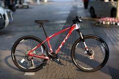 จักรยานเสือภูเขา Giant XTC SLR 4 30สปีด Deore (650b) 2016…