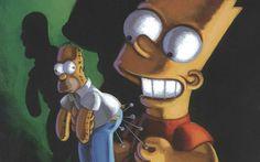 The Simpsons Voodoo