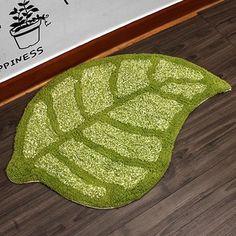 Leaf Bath Mat