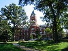 Agnes Scott College- my second home! I lived in this building, Main, my junior year and completely took it for granted -m.