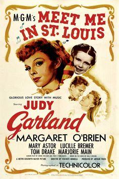 Meet Me In St. Louis (1944) - Judy Garland, Margaret O'Brien, Mary Astor, Leon Ames
