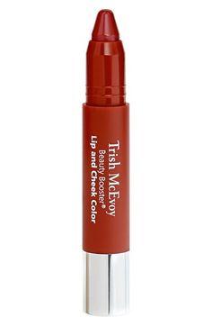 Trish McEvoy Beauty Booster Lip & Cheek Color in Perfect Plum, $31