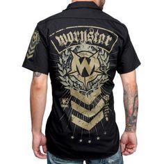 SGT Short Sleeve Work Shirt – Wornstar
