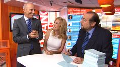 James Lipton on TODAY anchors' 'Sharknado 3' roles: 'What's next? Shakespeare?'