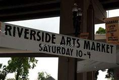 Riverside Arts Market Rocks!