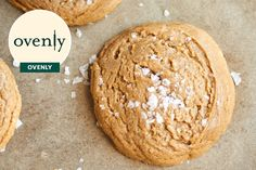 If you, like me, spend way too much time looking at food photos online, you've probably come across Ovenly's perfectly round, sea salt-sprinkled peanut butter cookies. The Brooklyn-based bakery …