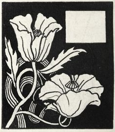 POPPIES by AUBREY BEARDSLEY