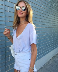 "226.2 mil curtidas, 768 comentários - Chiara Ferragni (@chiaraferragni) no Instagram: ""Back to LA tomorrow  #AmericanDays"""