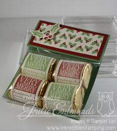 favors, stocking stuffers, bible study gift for the gals, teacher thank yous, well better just have some on hand teehee