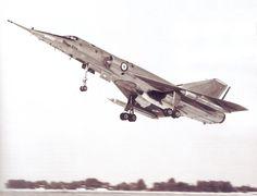 French Armée de l'Air Dassault Mirage IVA, circa 1964.