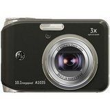 A1035-BK - GE DIGITAL CAMERA 10MP, 3X OPTICAL ZOOM, 2.5LCD WITH ADVANCED FEATURES - BLACK - http://shopattonys.com/a1035-bk-ge-digital-camera-10mp-3x-optical-zoom-2-5lcd-with-advanced-features-black/