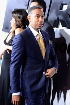 Ludacris at the Premiere 'Furious 7' - Arrivals