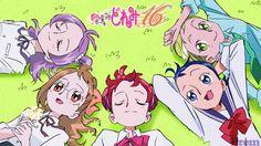 "Search Results for ""ojamajo doremi wallpaper"" – Adorable Wallpapers Anime Witch, Anime Chibi, Kawaii Anime, Manga Anime, Awesome Anime, Anime Love, Ojamajo Doremi, Fanart, Gekkan Shoujo"