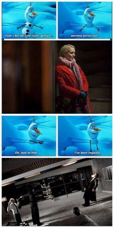 Sherlock & Frozen