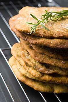 Gluten-Free Cracker Recipe Amazing! Will be making this again.