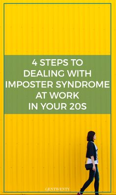 "Have you ever heard a voice in your head saying ""you aren't good enough?"" That's a sign of imposter syndrome. But the real truth is, that voice is wrong. And you can overcome it."