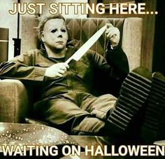 Explore funny Halloween memes pictures you should read on this Halloween eve. We include adult memes, funny memes, creepy or scary memes for Halloween Halloween Meme, Halloween Queen, Halloween Pictures, Halloween Horror, Halloween Movies Scary, Halloween Ideas, Halloween Decorations, Creepy Pictures, Candy Decorations