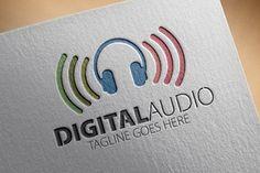 Digital Audio Logo