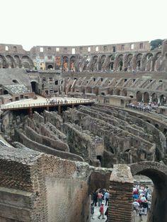 Coleseum in Rome June 2012