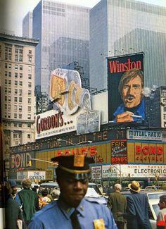 New York City of the Seventies