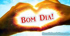 Bom Dia! #frases_de_bom_dia #recadinhodahora