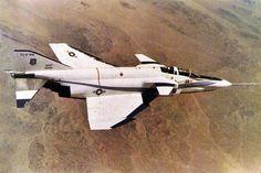 McDonnell-Douglas YF-4E CCV: