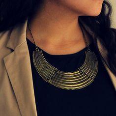 Pregunta por nuestro hermoso collar por nuestras redes sociales #Collar #Necklace #Moda #Chile #Fashion #Vicool #Boho #Chic