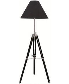 Karolin Lattiavalaisin, Musta Going Home, Tripod Lamp, Lighting, Inspiration, Furniture, Home Decor, Black, Biblical Inspiration, Decoration Home