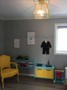 Baby boy Felix bedroom! #IKEA #DIY