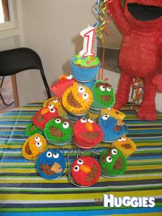 Can you tell me how to get, how to get to Sesame street...