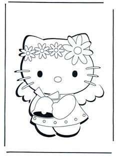 I love Hello Kitty...soo cute!