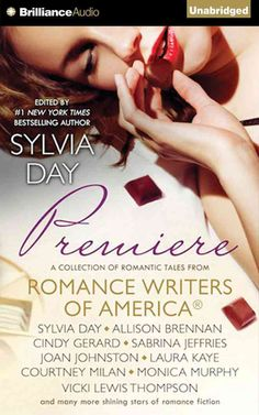 Premiere: A Collection of Romance Tales from Romance Writers of America.  A book previously abandoned.