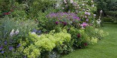 hill gardens \ gardens on a hill ; gardens on a hill sloped yard ; gardens on a hill hillside landscaping ; gardens on a hill ideas ; Forest Hills Gardens, Forest Garden, Garden Art, Backyard Hill Landscaping, Sloped Backyard, Sloped Yard, Hillside Garden, Garden Online, Garden On A Hill