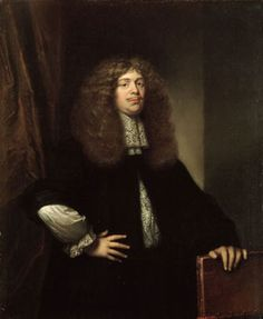 By Caspar_Netscher (1673). Coenraad van Beuningen (1622 – Amsterdam, 26 October 1693) was the Dutch Republic's most experienced diplomat, mayor of Amsterdam in 1669, 1672, 1680, 1681, 1683 and 1684, and from 1681 a VOC (Dutch East India Company) director. He probably was bi-polar, becoming unstable and insain after the loss of his fortune.