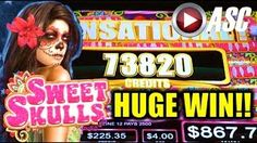 2020 Top Online Casino Bonus Codes for Real Money Games and Slots * Register a New Account and claim your Bonus or choose one of our favorite promotions. Top Online Casinos, Money Games, Online Casino Bonus, Slot Online, Skulls, Coding, Big, Colors, Sweet