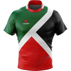 UK Rugby Shirt supplier Scorpion Sports produce Bespoke Rugby Shirts in any style or colour within 2 weeks