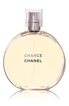Every girl needs a go to Chanel Fragrance.  I love Chanel and wear a few different scents, but Chance makes me feel like me...I always have a bottle