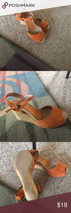 Ava Urgel collection ( Spain) wedges Gorgeous wedges sandals from Spain designer Ava Urgel   Size 9.5 Just a great piece to add to your spring/summer collection. Just beautiful with a sundress, jeans, shorts!!!!! Shoes Wedges