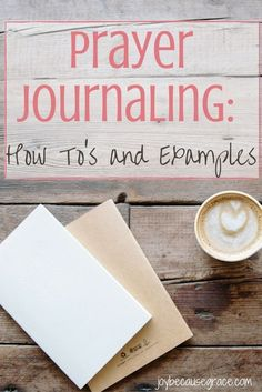 Prayer journaling is a great way to communicate with God. Here is a roundup of…