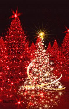 Twinkling and Twirling Red Christmas Trees winter christmas merry christmas christmas lights christmas tree snowman christmas ornaments christmas decorations christmas quote cute christmas christmas greeting animated christmas red christmas Christmas Tree Gif, Merry Christmas Wallpaper, Best Christmas Lights, Christmas Scenery, Christmas Love, Christmas Images, Christmas Wishes, Vintage Christmas, Christmas Decorations