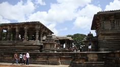 Temple of Hoysalas, East India